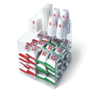 Dispenser Illy in plexiglass