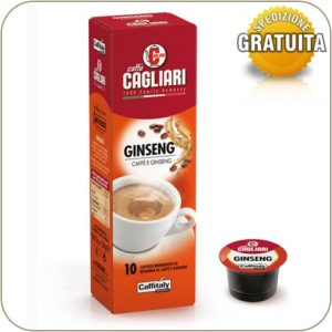 Caffitaly Caffe Cagliari Ginseng