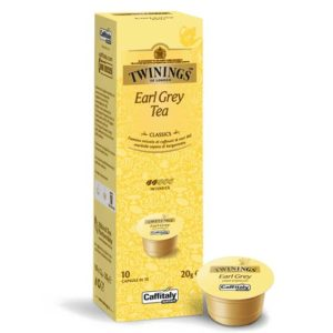 Capsule originali Caffitaly Twinings tè the earl grey tea
