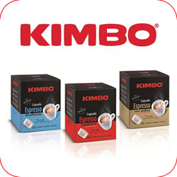 Kimbo compatibili Espresso Point