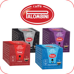Palombini compatibile Dolce Gusto