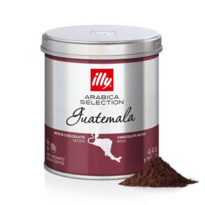 Illy arabica selection guatemala